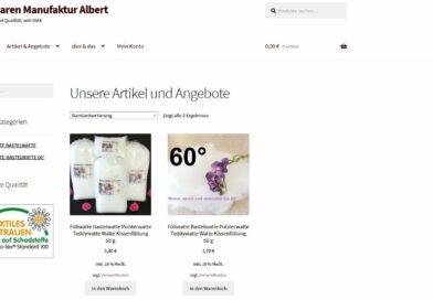 Bettwaren Manufaktur Albert